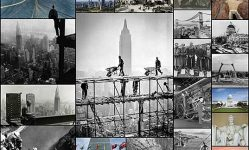 Photos That Show Iconic Monuments And Landmarks Of The US Being Built (33 pics) - Izismile