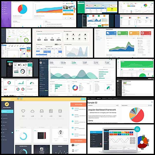 20-free-admin-dashboard-templates