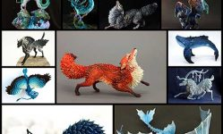 russian-artist-creates-fantasy-animal-sculptures-from-velvet-clay-15-pics-bored-panda