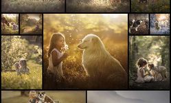 12-sentimental-photos-explore-the-touching-relationship-between-children-and-their-animal-friends-my-modern-met