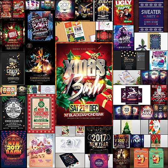 50-amazing-christmas-and-new-years-eve-flyers-for-the-holiday-season