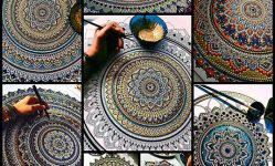 intricate-mandalas-gilded-with-gold-leaf-by-artist-asmahan-a