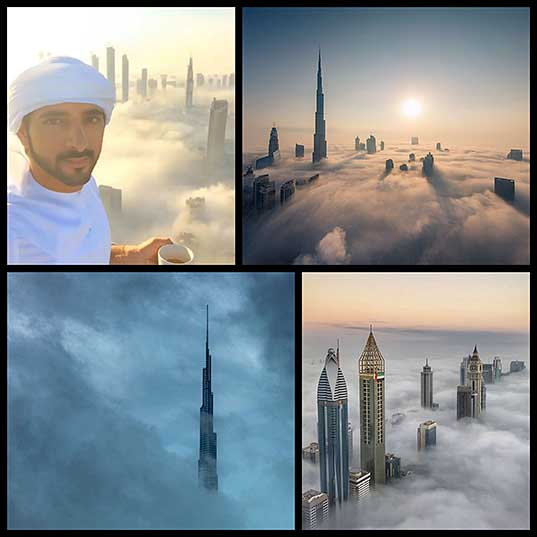 crown-prince-of-dubai-captures-breathtaking-view-of-city-above-the-clouds-bored-panda