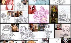 illustrator-turns-strangers-into-anime-characters-bored-panda1