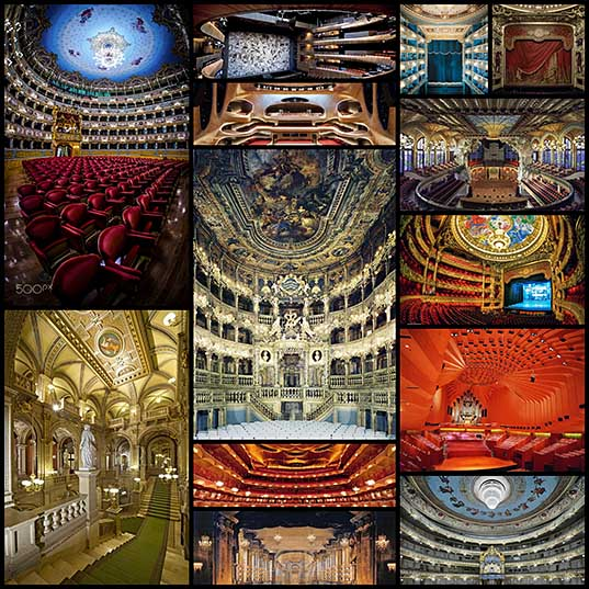 13 Most Beautiful Opera Houses Around the World