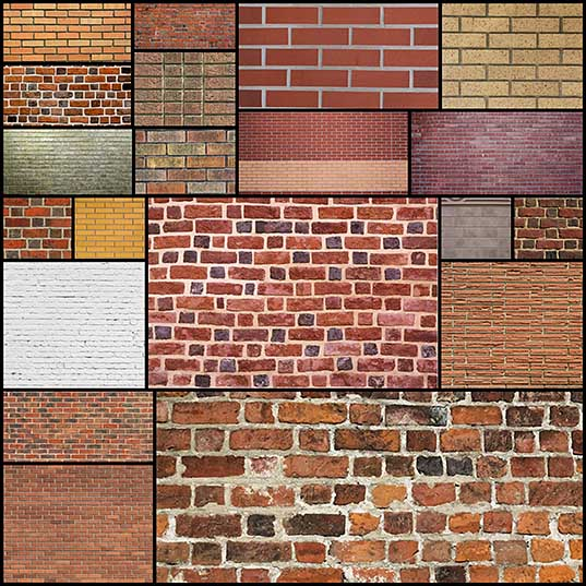 20 Free Brick Wall Textures in High Resolution