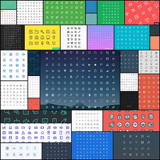 2000+ Beautiful Free Outline Icons for Graphic and Web Designers Naldz Graphics