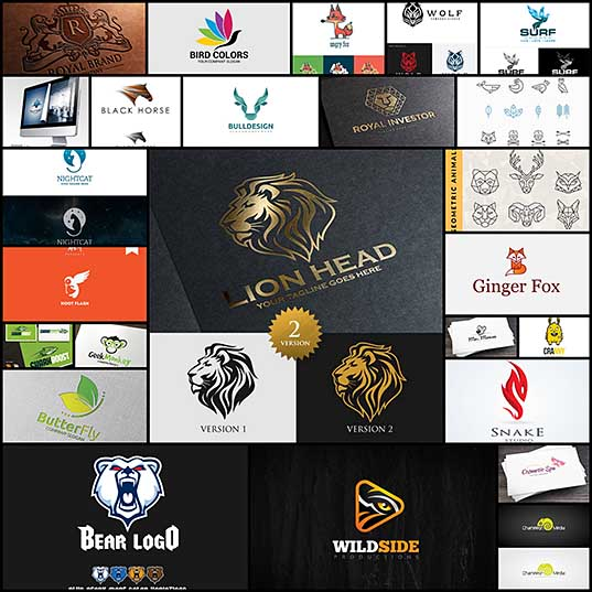25 Best Animal Logo Templates