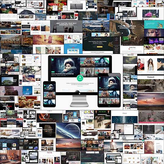 Best of 2016 100 Free WordPress Themes NOUPE