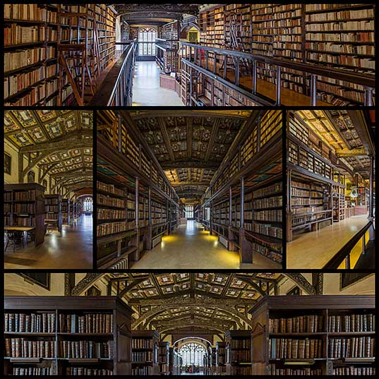 Duke Humfrey's Library is One of Europe's Oldest Reading Rooms