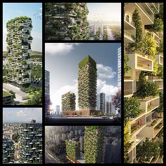 First Vertical Forest In Asia To Have Over 3,000 Plants And Produce 132 Pounds Of Oxygen Per Day Bored Panda