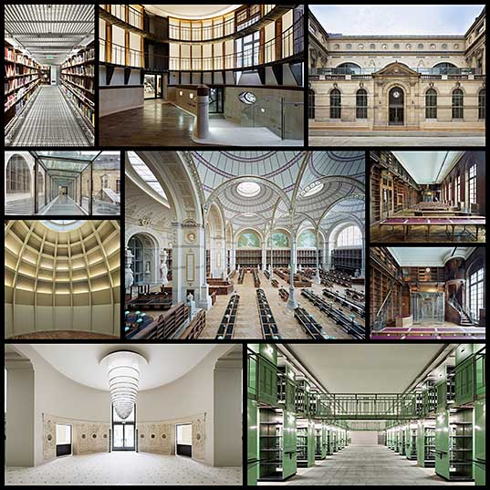 Former National Library of France in Richelieu Quadrangle Reopens
