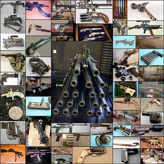 Real Men Appreciate Real Guns (52 pics)