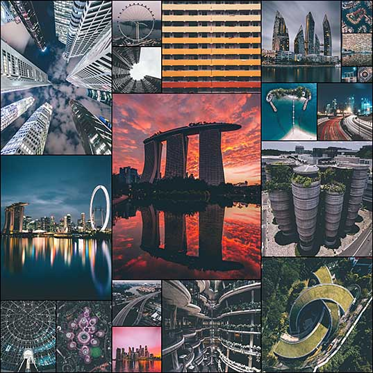 20 I Photograph Singapore Like You've Never Seen Before Bored Panda