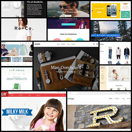 15 Best Free Responsive Shopify Ecommerce Themes - Vandelay Design