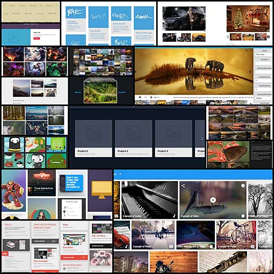 15+ Great jQuery Images Gallery Plugins To Showcase Your Work - Onextrapixel