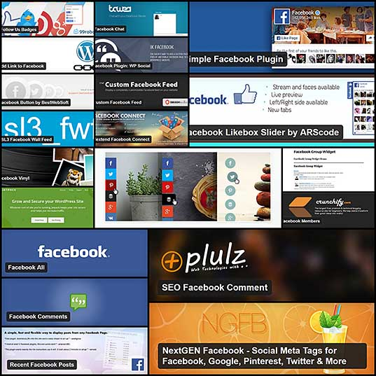 20 Best WordPress Facebook Plugins and Widgets