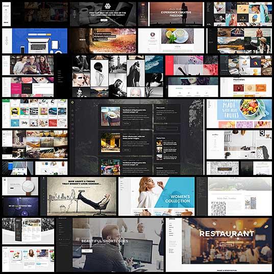 33+ Premium WordPress Themes with Vertical Menus Naldz Graphics