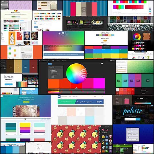 40+ Useful Color Tools, Color Palette, Color Scheme & Background Generators