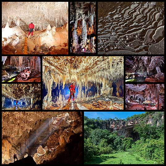 Brazil's Terra Ronca Caves Look Incredible (10 Photos) «TwistedSifter