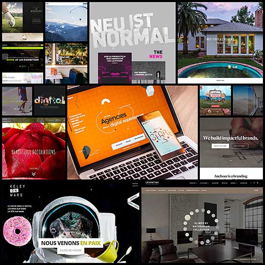 Big Background Web Design – 15 New Examples Website Designing Design Blog