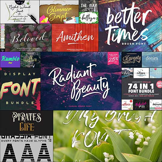 New Free Fonts for Designers Fonts Design Blog