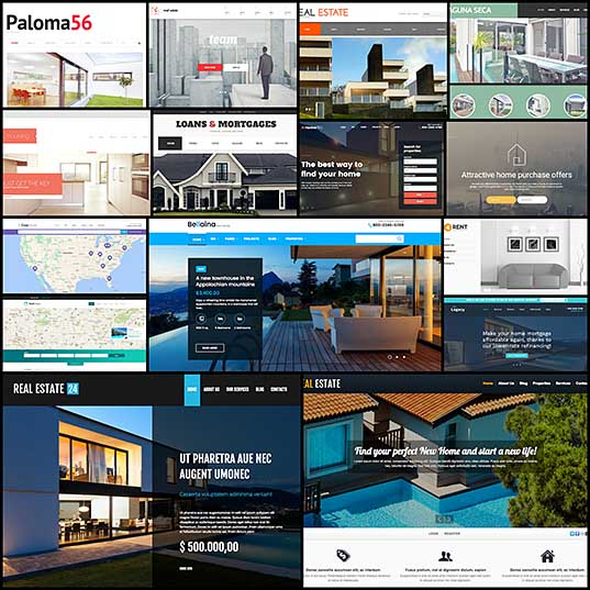 WordPress Real Estate Themes to Build a Really Spectacular Website