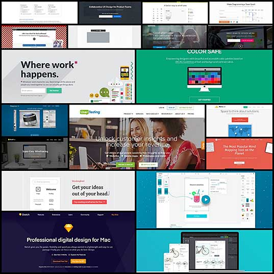 20 Best UX Tools for Designers