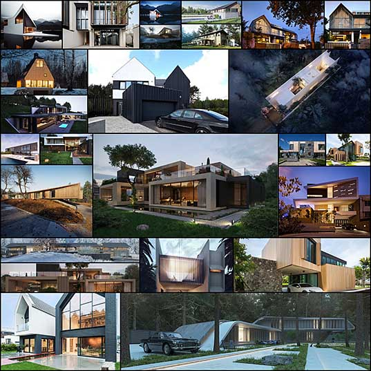 25 Unique and Incredible Homes Creativeoverflow