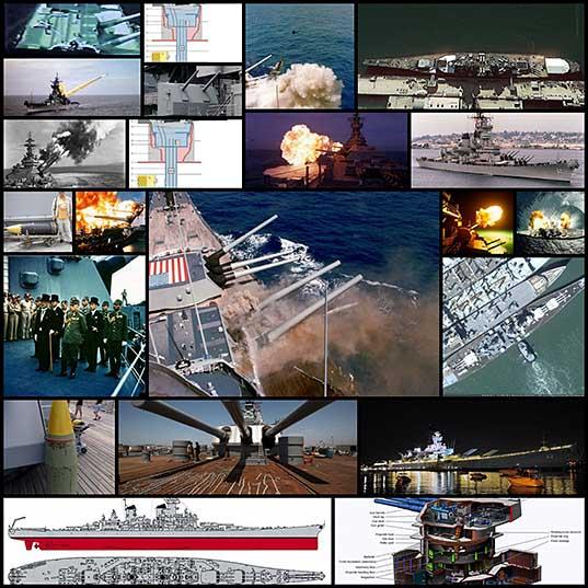Беспричинная катастрофа Взрыв в орудийной башне американского линкора «Айова» - ЯПлакалъ