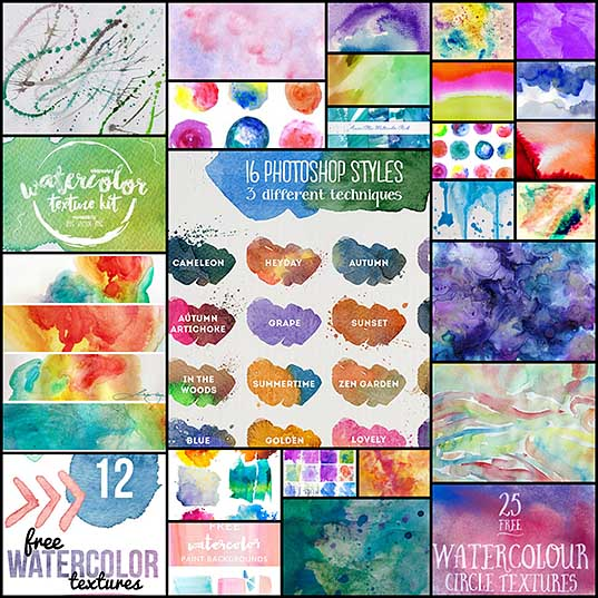Free Watercolor Backgrounds 150+ Images for Trendy Designs