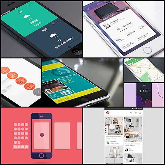 What Are The Most Promising Mobile UI Design Trends for 2017 - MonsterPost