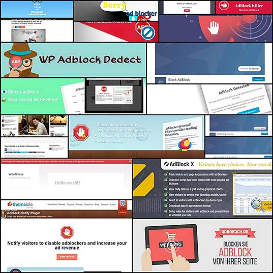 20 Best Anti Adblock WordPress Plugins + AdBlock Messages