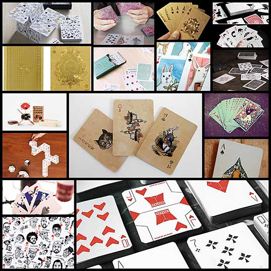 20 Interesting Playing Cards You Can Buy - Hongkiat