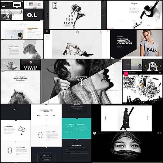 20 Websites With Brilliant Use of Negative Space