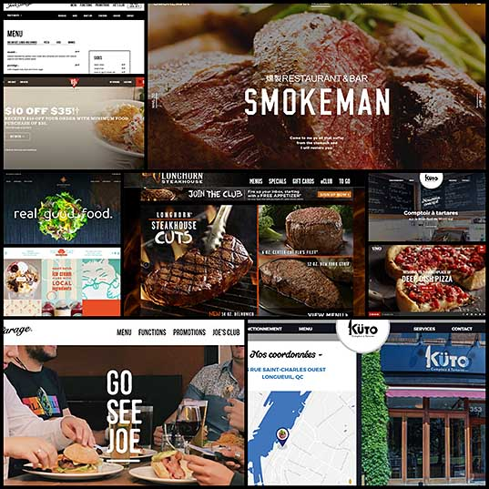 Must-Have Features For Any Restaurant Website