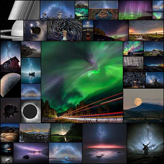 Stunning Astrophotography That Reveals the Wonders of Outer Space
