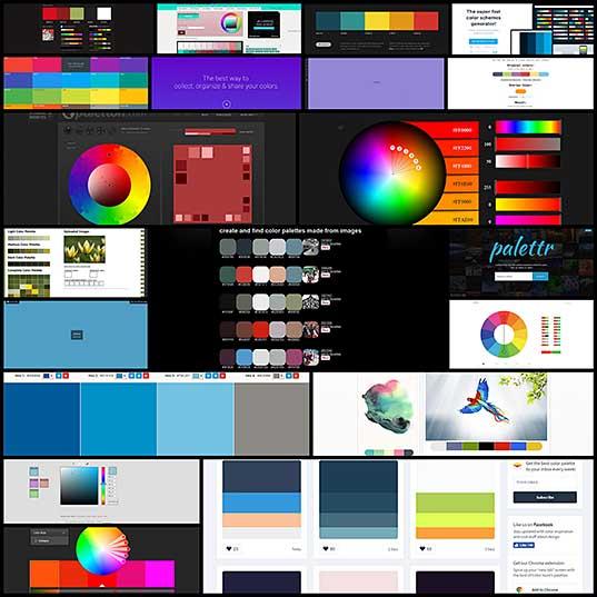 20 Best Color Palette Generators for Web Designers