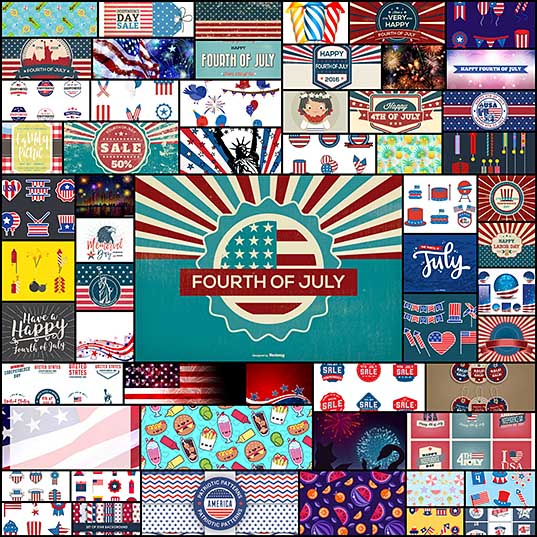 58 Let Freedom Ring with These Free 4th of July Graphics