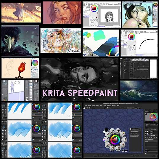 Adobe Alternatives Digital Painting Applications