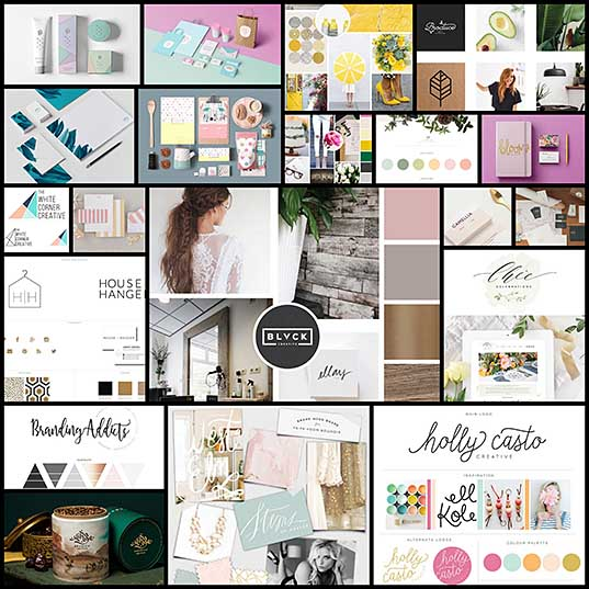 Brand Boards 20 Inspiring Design Examples