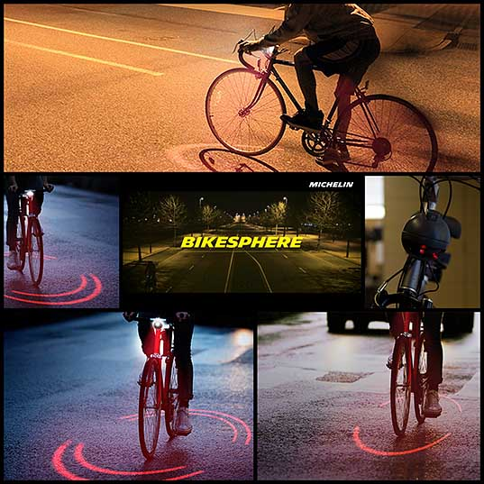 New Bike Technology Keeps Riders Safe by Sensing Dangerous Situations