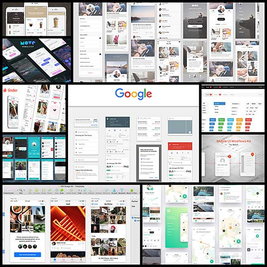 10 Incredibly Detailed Free Mobile UI Kits For Sketch