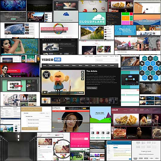 20+ WordPress Themes For Vlogs or Video Networks - Hongkiat