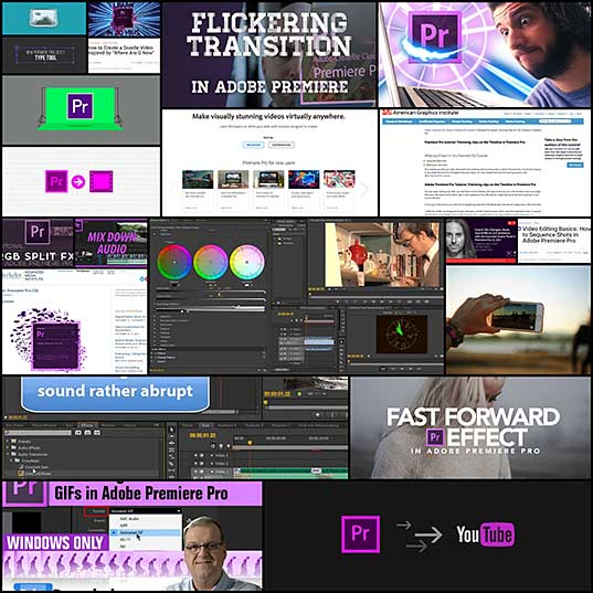 21 Insanely Helpful Adobe Premiere Tutorial Options for Beginners_1