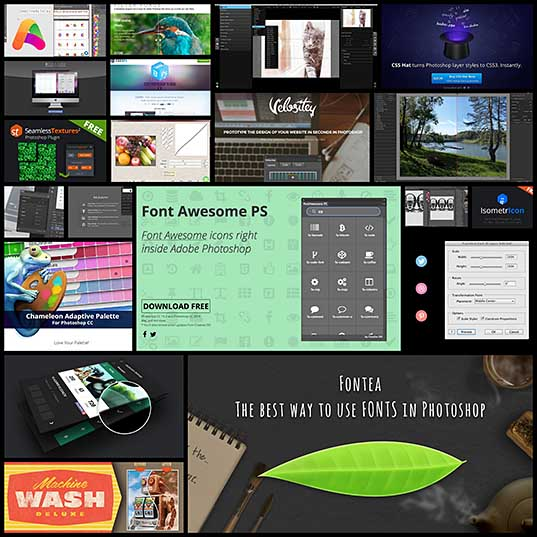 20 Best Premium and Free Photoshop Plugins You Will Fall in Love With - MonsterPost