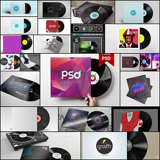 20+ Best Vinyl Mockups Design Shack