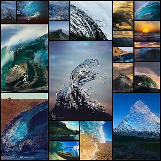 20 Photographer Spends Hours in Water Capturing Ocean Wave Photography