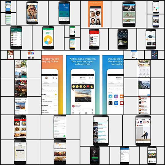 35 Examples Of Awesome App Designs With Intuitive Interfaces