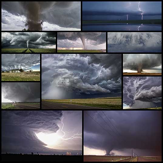 12 Когда погода злится гром, молнии и торнадо